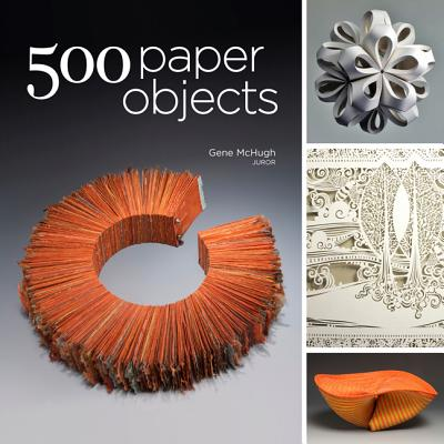 500 Paper Objects By Lark Crafts (COR)